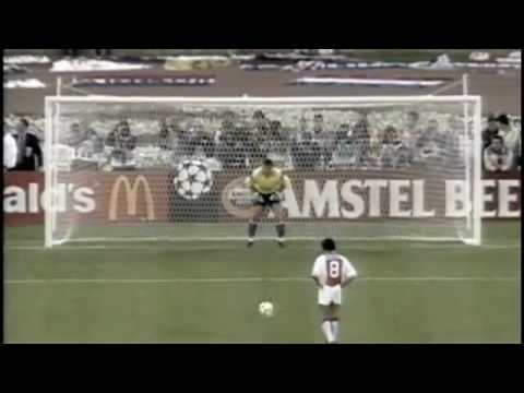Champions League 1995/1996 - Penalty