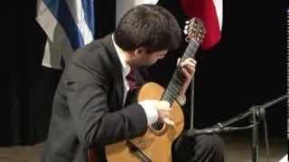 """""""Pájaro Campana"""" en guitarra"""