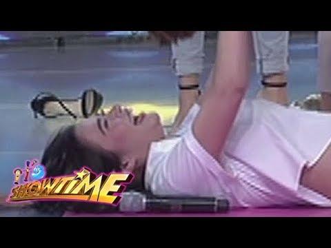 It's Showtime Copy-Cut: Bela accepts challenge on Copy-Cut