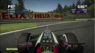 F1 2012 Release Gameplay ITA Parte 2  Primi minuti di gioco Formula 1 Xbox360