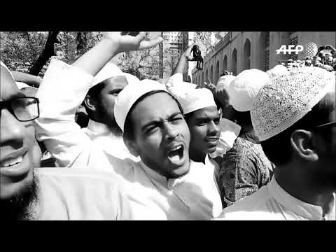 The Bangladesh Liberation War