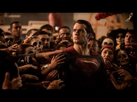 New Trailer for Batman v Superman