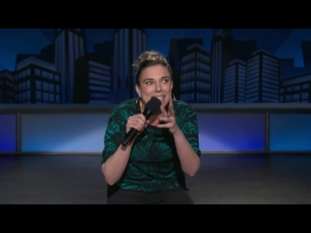Eliza Skinner Stand Up on the Pete Holmes Show March 2014