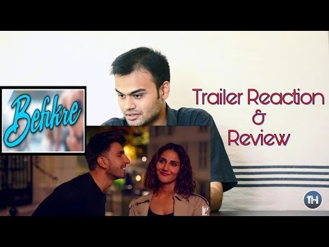 BEFIKRE Trailer Reaction | Review |...
