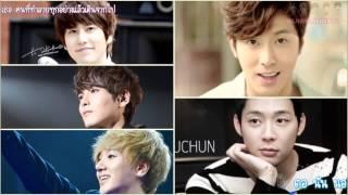 [karaoke][thaisub] Super Junior K.r.y. Heartquake Ft. Tvxq Yunho&yuchun