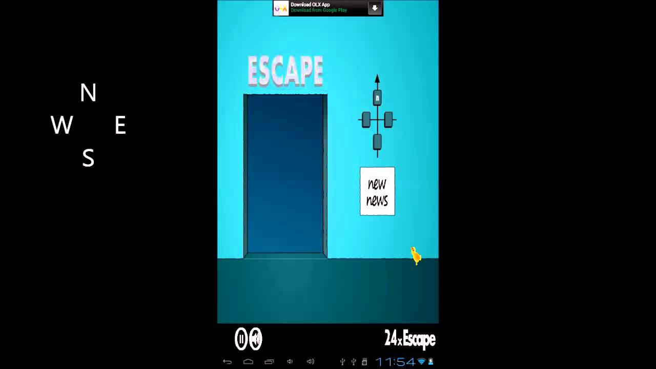 Escape The  Room  Level