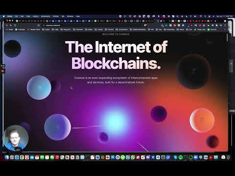 Exploring the Cosmos Blockchain