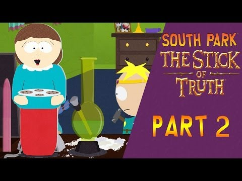 CRACK WHORE! - South Park: The Stick Of Truth [Part 2]