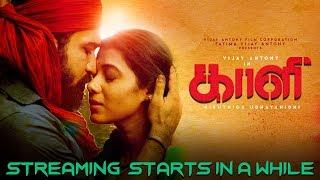Vijay Antony Kaali / Kaasi Live Stream 18th May Release