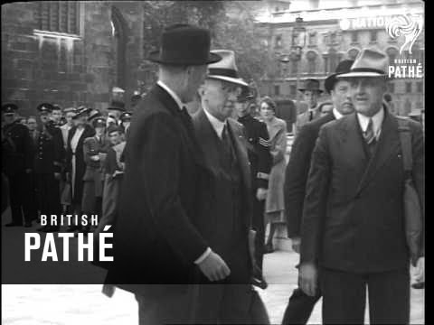 Joseph Kennedy In London - October 1940 (1940)