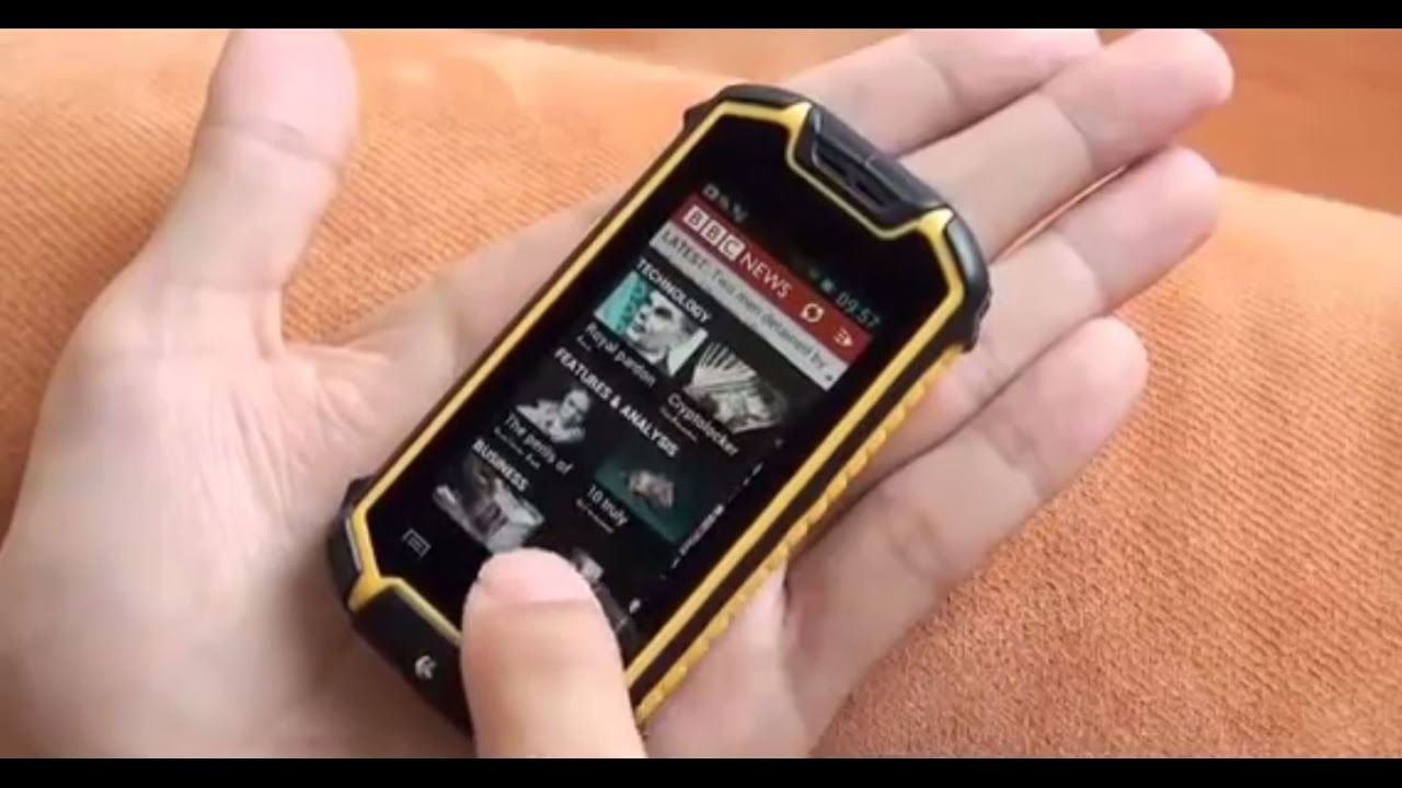 3 World's Smallest Android Phones (Mini Android ...