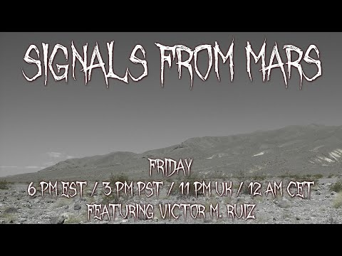 Solo Show | Signals From Mars July, 2nd 2021