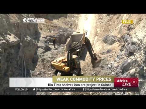 Rio Tinto shelves iron ore project in Guinea