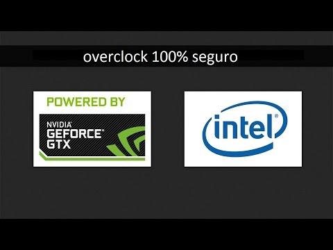 Fazer Overclock no processador Intel e na placa de vídeo (100% SEGURO)