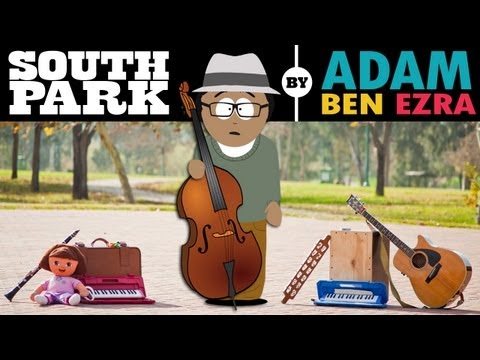 South Park Intro by Adam Ben Ezra thumbnail