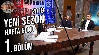 Survivor Panorama Hafta Sonu | 4. Sezon | 1. Bölüm