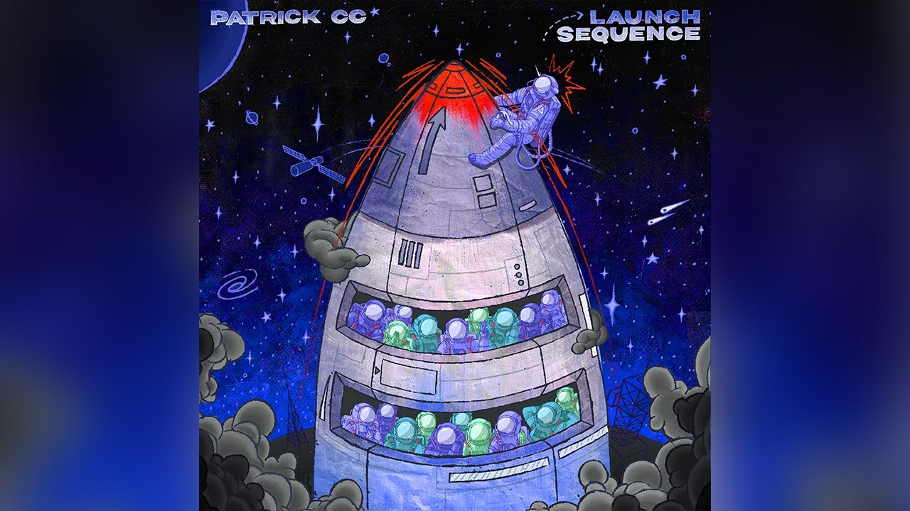 Patrick Cc: - Launch Sequence (Full Album)