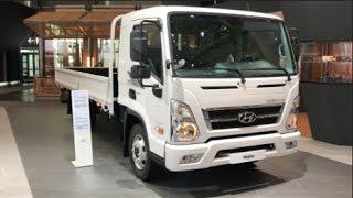Hyundai Mighty 2016 In detail review walkaround Interior Exterior