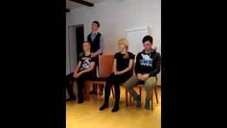 Гипно - практикум. Опыты гипноза людей. Ведущий Андрей Андреев.