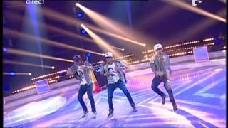 Lumini, muzica, START.. 1st Class face show!!!-Romania Danseaza FINALA 19 Mai 2013