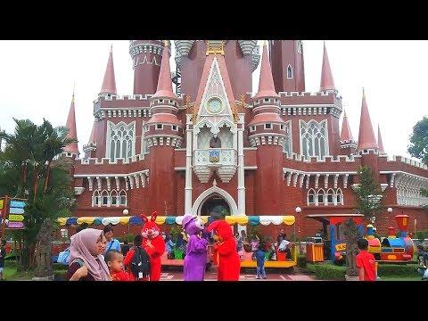 Ada Apa Saja Di Istana Anak Anak Di Taman Mini Indonesia