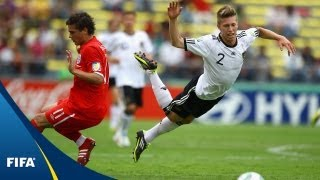 High-flying Germans hold off brave English