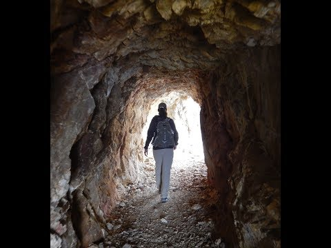 Champion Spark Plug Mine and Camp Exploration AKA Jeffrey Mine