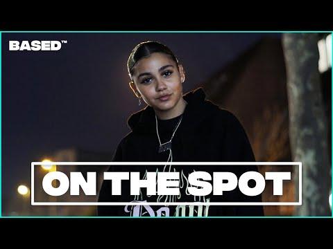 Смотреть клип Zoë-Jadha - On The Spot