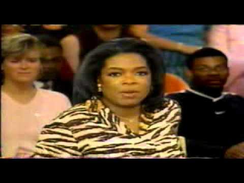 Whitney Houston - Oprah 1999 (full show)