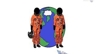 La NASA estudiará cambios en astronautas gemelos (english)