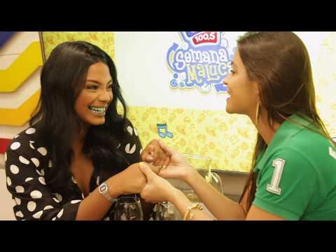 Waleska Freitas & Kelly Jorge Especial Semana Maluca FM O Dia Web