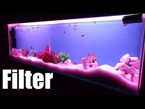 Aquarium Under Gravel Filter Kam Kese Krta Hai