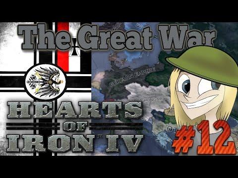Hearts of Iron 4 : The Great War Mod - Viking Plan - 12 Svenska