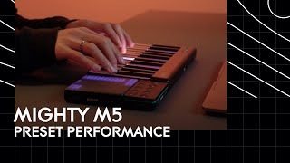 Listen To The Sounds Of Mighty M5