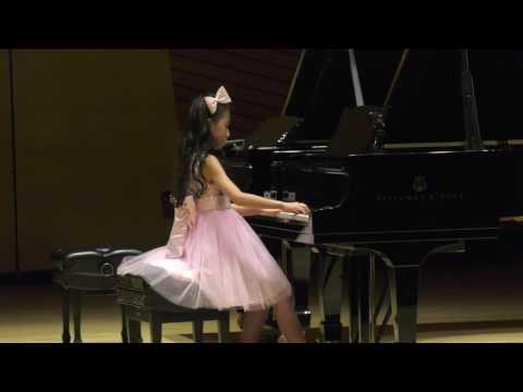 Harmony Zhu 2016 Performance
