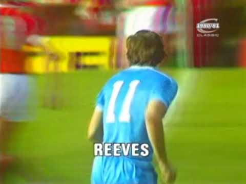 [80/81] Manchester Utd V Manchester City, Sep 27th 1980