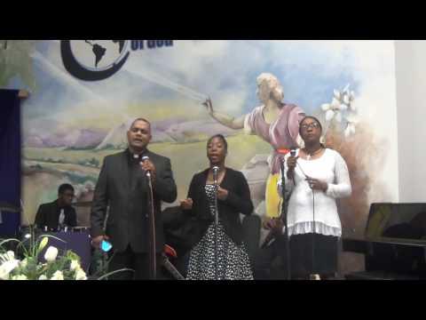 Brampton Triumphant Church of God - Communion Sunday - Praise & Worship