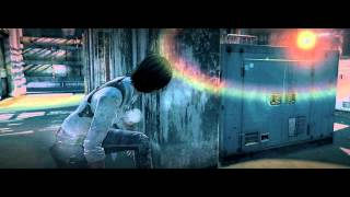 The Evil Within: Consequence - Ch.3 Illusions: Escape Generator Room, Axe Stealth Combat Gameplay