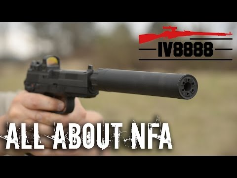Firearms Facts: All About the NFA