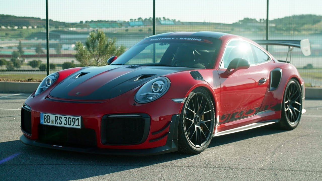 Manthey's Incredible GT2 RS MR Is Faster Around Portimao Than A 918