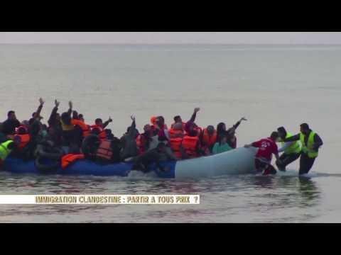 ICI L'AFRIQUE - IMMIGRATION CLANDESTINE : PARTIR À TOUT PRIX ?
