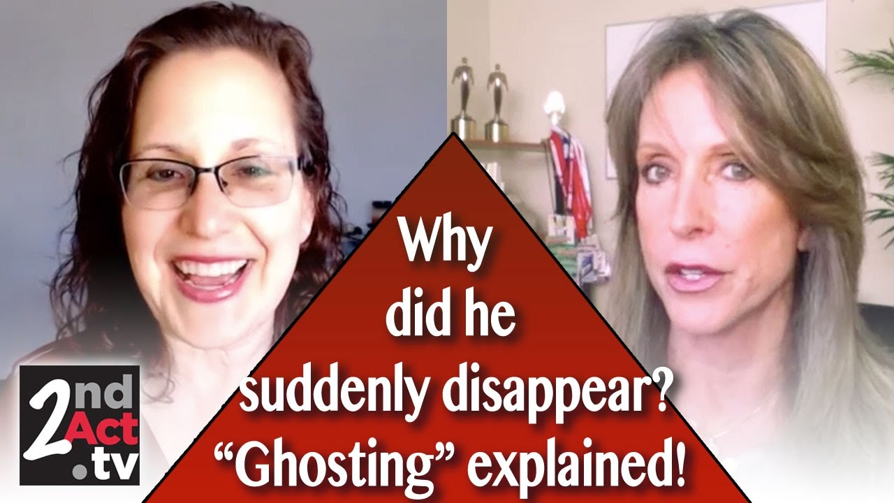 Online dating why do people ghost