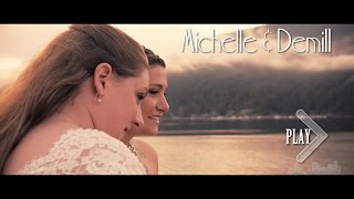 Beautiful Lesbian Wedding Marriage - Michelle & Demill, Vancouver