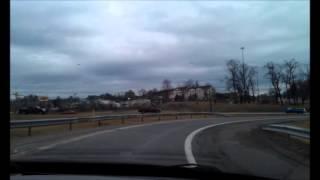 Drive around washington PA