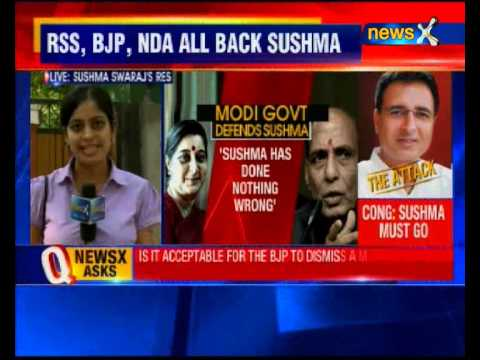 Why Sushma Swaraj helped expedite ex-IPL chief Lalit Modi's