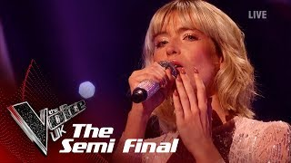 Molly Hocking's 'I'll Never Love Again' | The Semi Finals | The Voice UK 2019 Video