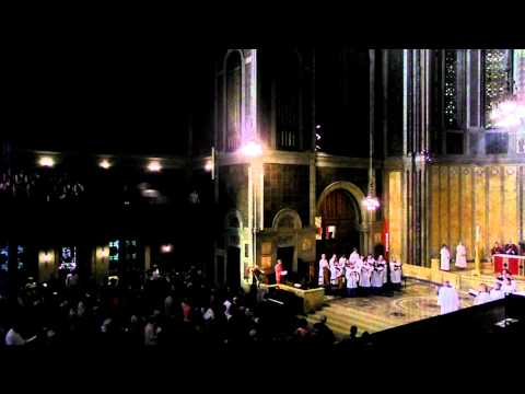 """Kyrie eleison"" (Pentecost), St. Bartholomew"