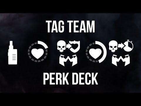 [Payday 2] Tag Team Perk Deck