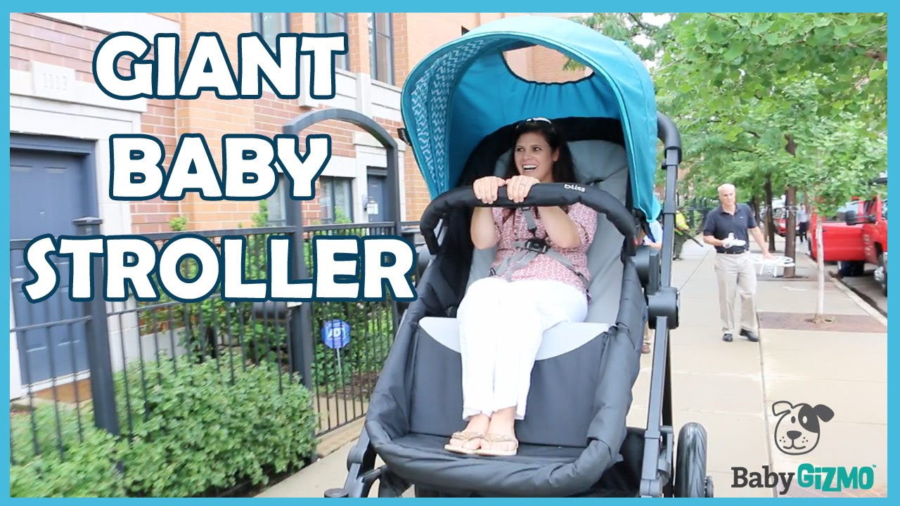 Chicago And The Giant Baby Stroller Youtube