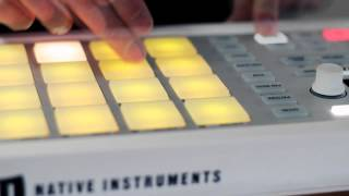 Maschine Mikro Mk2: Making a Guitar Beat